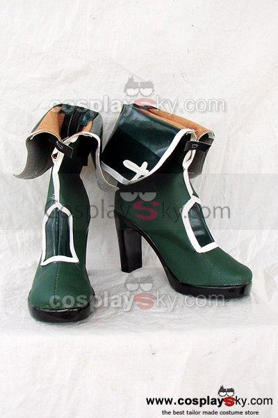 Ys Origin Cadena Cosplay Boots Shoes Custom Made