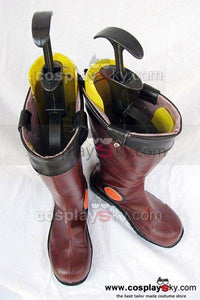 Yu-Gi-Oh 5D's Yusei Fudo Cosplay Boots Shoes
