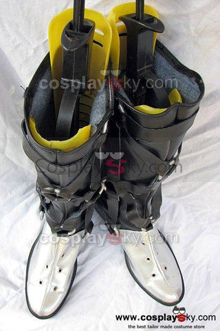 Yu-Gi-Oh PS2 Cosplay Boots Shoes Custom Made
