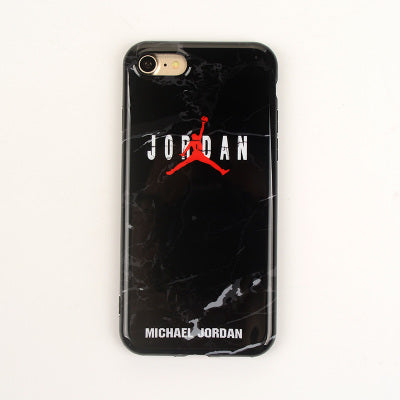 High quality Jordan 23 Soft silicon Case Cover for iPhone