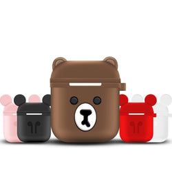 Case for AirPods Apple Wireless Earphone Accessories