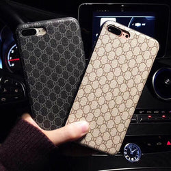 Fashion Italy Brand Phone Cases For iphone silicone