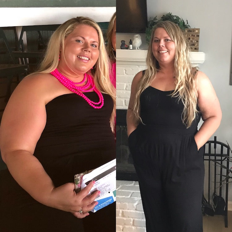 weight loss supplement before and after photos of nikki