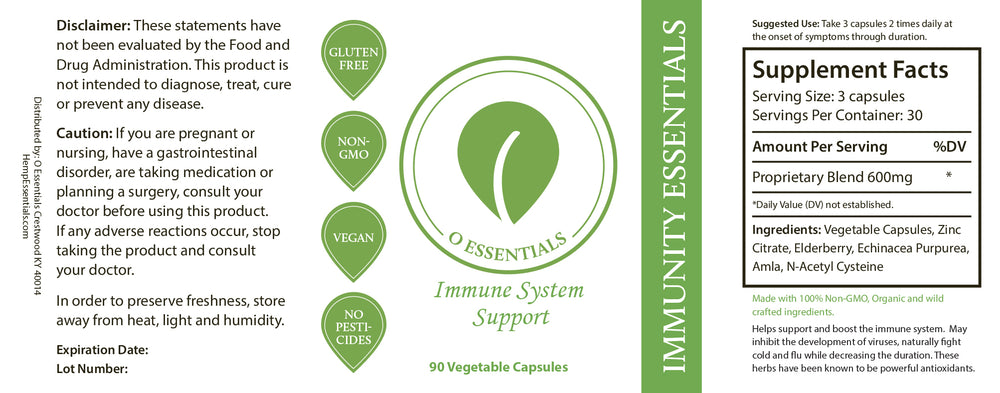 immune system support supplement
