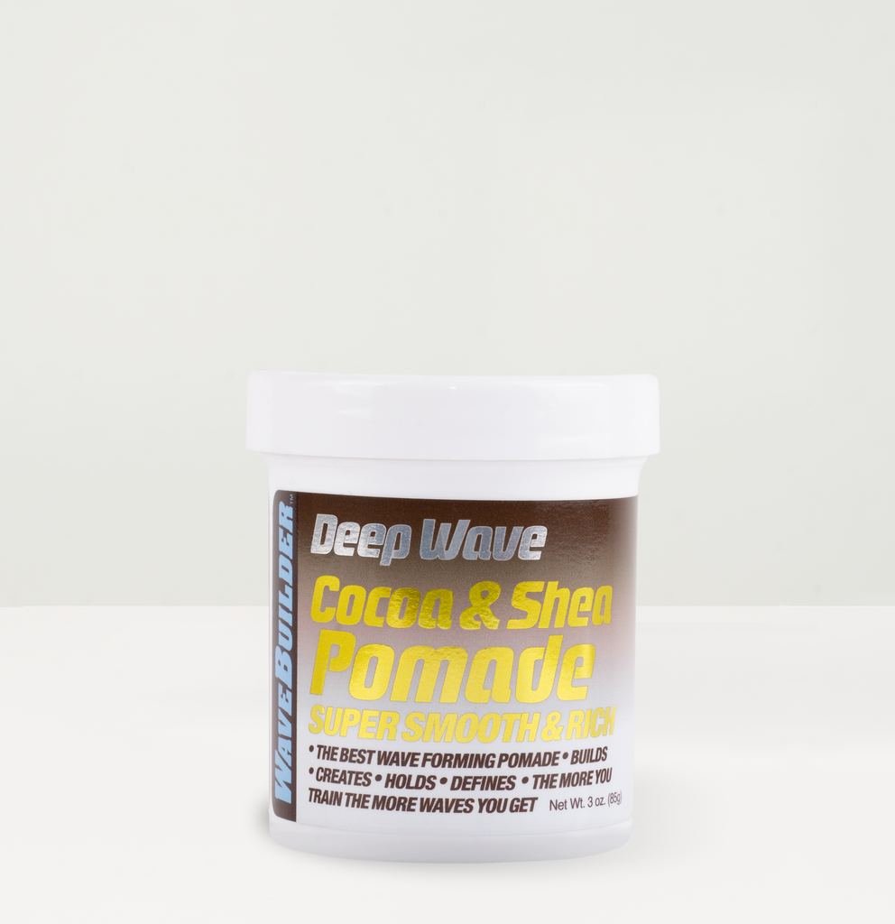 Cocoa & Shea Pomade - Super Smooth & Rich