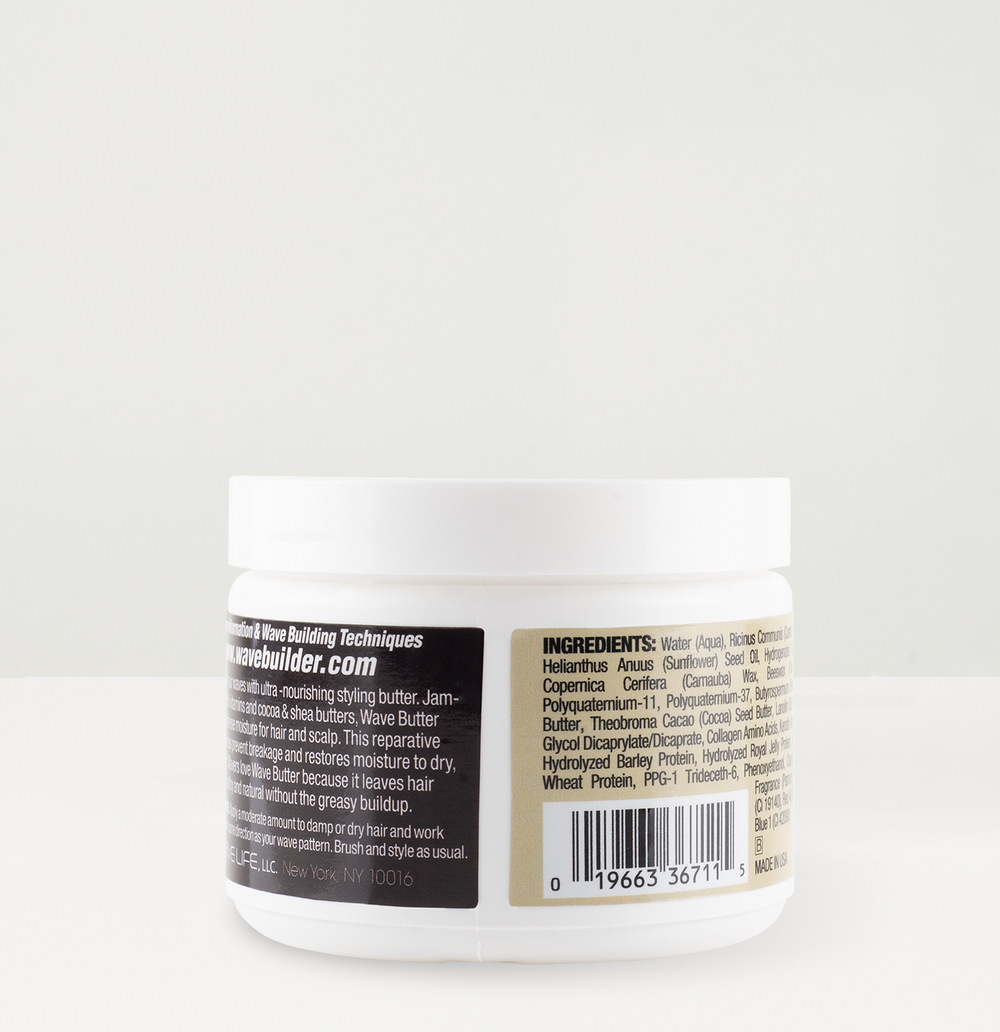 Cocoa & Shea Wave Butter - Moisture Revitalizer