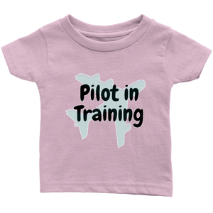 Pilot in Training - Infant T-Shirt