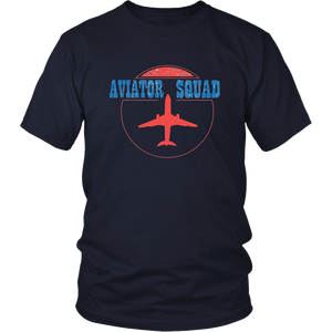 Aviator Squad T-Shirt