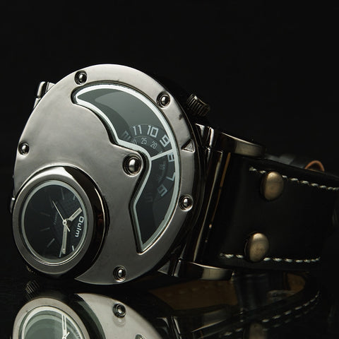 Image of Aviator Men's Luxurious Wristwatch
