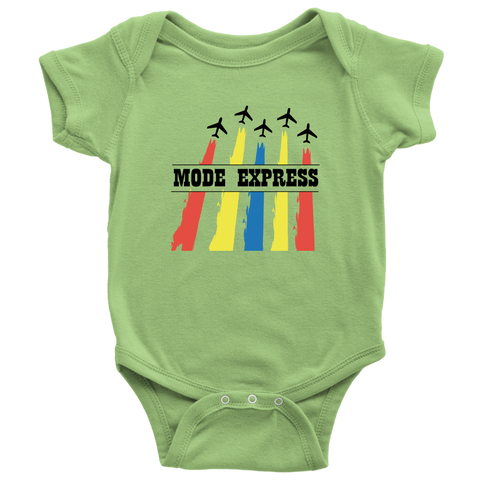 Mode Express Baby Bodysuit