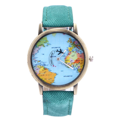 "Image of ""Across the Pond""  Women's Wristwatches"