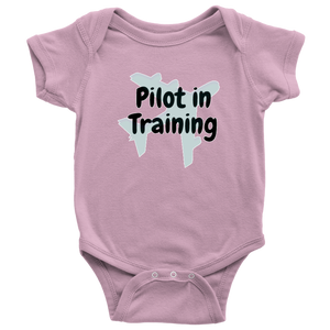 Pilot in Training - Baby Bodysuit