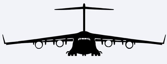 Decal - C-17