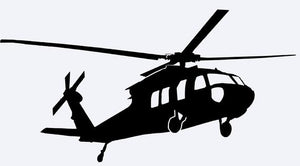 Decal - UH-60 Helicopter