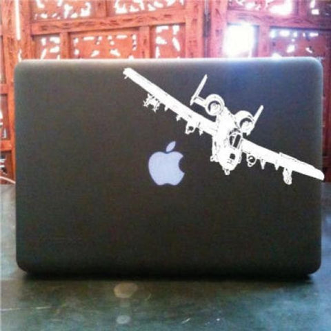 Image of Decal - A-10 Thunderbolt II