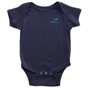 EightOut Apparel Logo - Infant/Youth Bodysuit and Tees