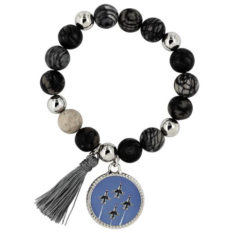 Image of Thunderbirds Lyric Bracelet