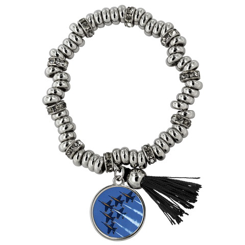 Blue Angels Piper Bracelet