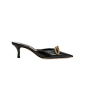 Thory Black Sandal