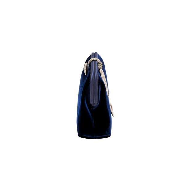 Lia Midnight Pouch Bag