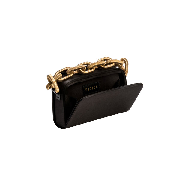Catena Black Two-Sided Bag