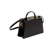 Accordion Black Bag