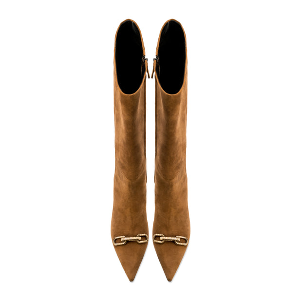 Catena Tan Knee Boot