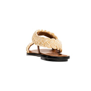 Ronda Tan & Natural Sandal