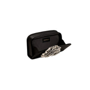 Ophilia Antique Silver Lace-Up High Sandal