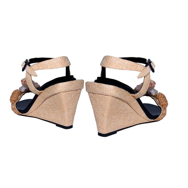 Taurea Wedge Sandal