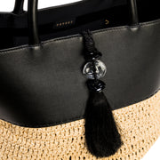 Almeria Large Round Tote Bag