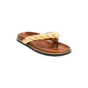 Thory Thong Tan Comfort Sandals