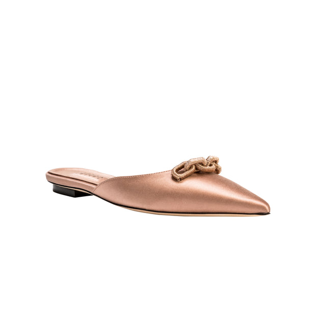 Catena Blush Flat Slipper