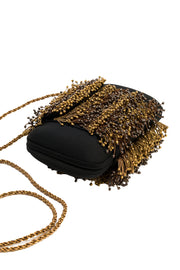 Gamila Gold Bag