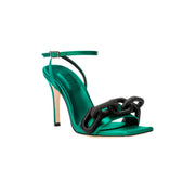 Catena Emerald Ankle Cross Sandal