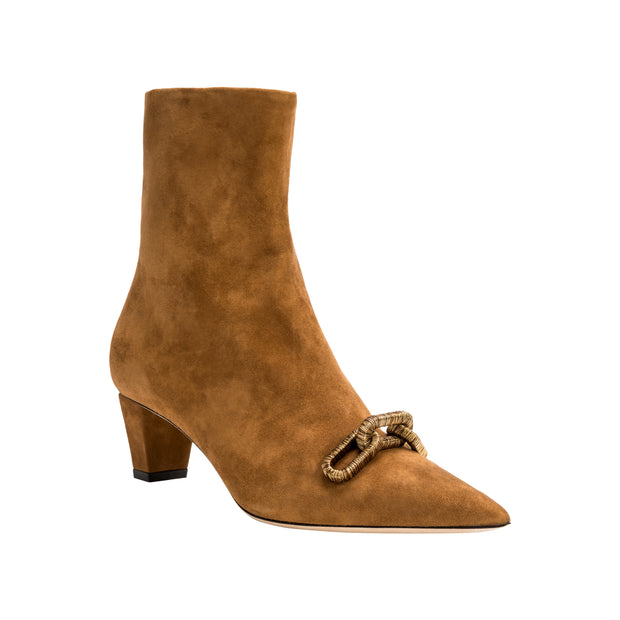 Catena Tan Ankle Boot