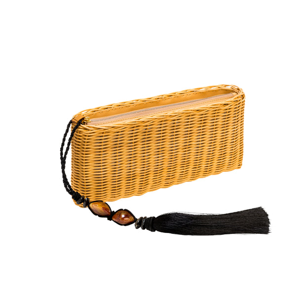 Melita Natural Clutch