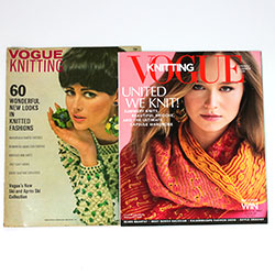 The Future for Vogue Knitting Magazine