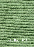 Sublime Baby Cashmere Merino Silk DK Jelly Bean 604 Grass Green