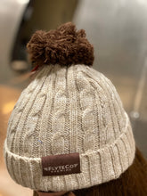 Load image into Gallery viewer, Pom Beanie (6 colors available)