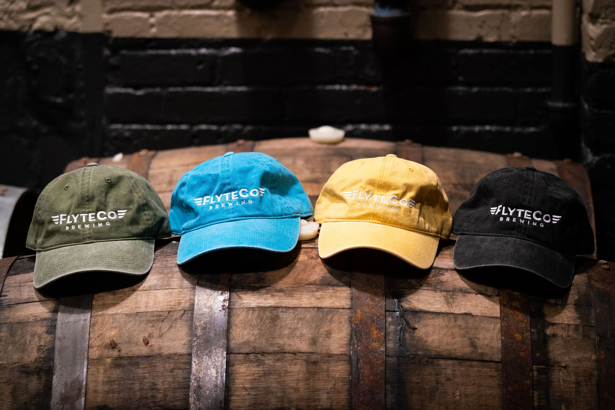 Classic Dad Hat (4 colors)