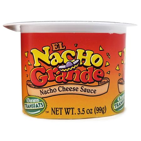 Nacho Cheese Cup