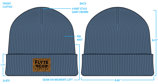 NEW* Patch That Beanies (4 styles)