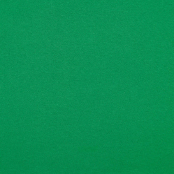 Bright Green Cotton Solid Jersey