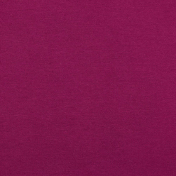 Purple Cotton Solid Jersey