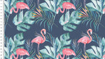 Flamingos - Navy PREORDER