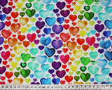 Watercolour Rainbow Heart Jersey