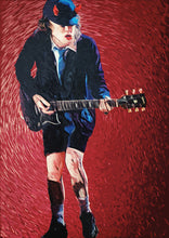 Angus Young - Art Print