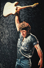 Bruce Springsteen - Art Print