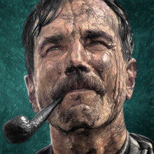Daniel Plainview - Art Print